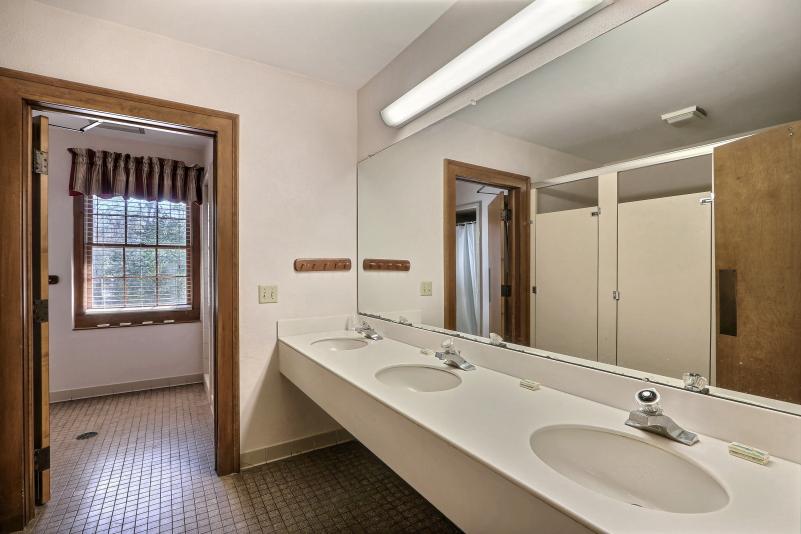 FLC Dorm Bathroom
